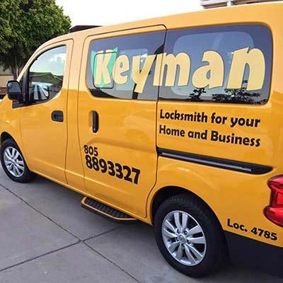 Keyman Locksmith Ventura